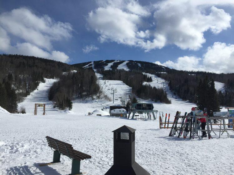 Mont Édouard, Un coup de coeur confirmé, 8 avril 2018