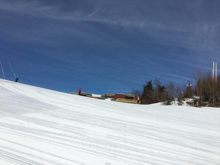 Sunday River, MA – THE place to be today ! – 8 avril 2018