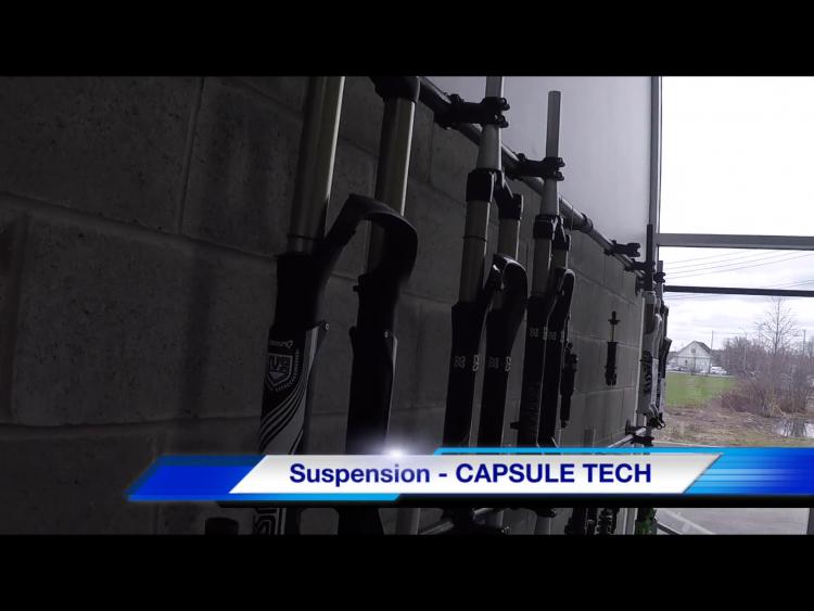 La suspension expliquée – REPORTAGE