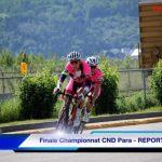Finale Championnat CND Para – REPORTAGE