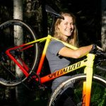 Maghalie Rochette se consacre au Cyclocross