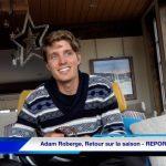 Adam Roberge, Retour sur la saison – REPORTAGE