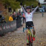 Maghalie Rochette, remporte les Championnats panaméricains de cyclo-cross!