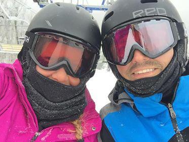 Gagnante du concours billets de ski Mont-Blanc