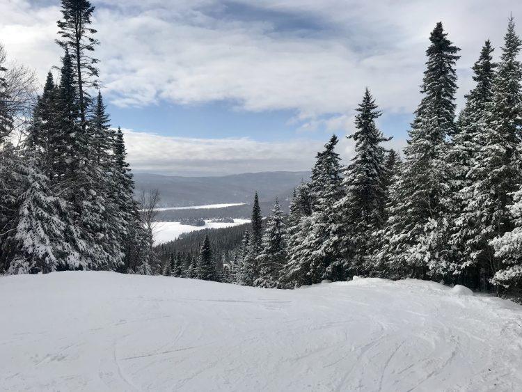 De retour sur mes skis ! Ski Garceau – 3 janvier 2018