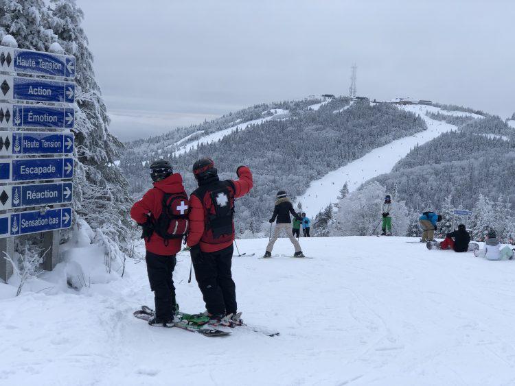 Mont Tremblant, Skier que du bonheur , 5 janvier 2019