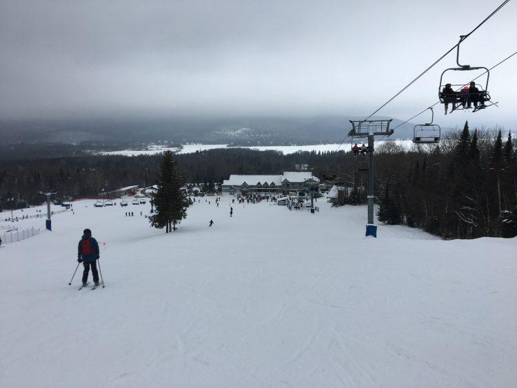 Ski La Réserve – L'hiver est reparti dans Lanaudière ! – 4 janvier 2019