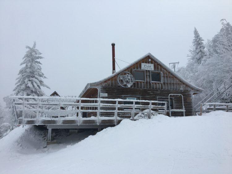 Mont SUTTON – Plein hiver blanc ! – 13 janvier 2019