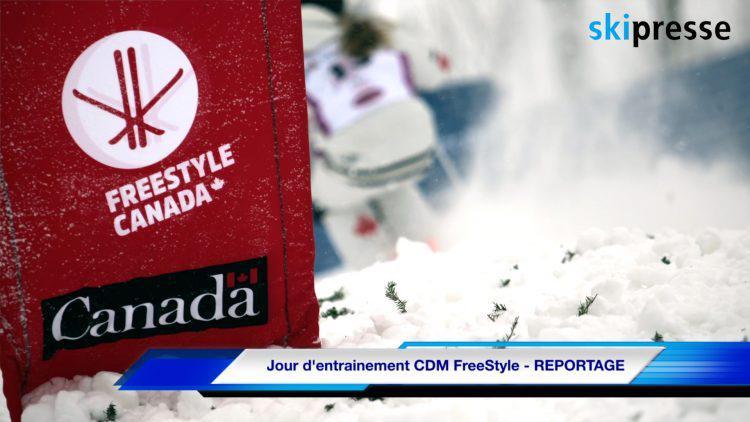 Jour d'entrainement CDM FreeStyle – REPORTAGE