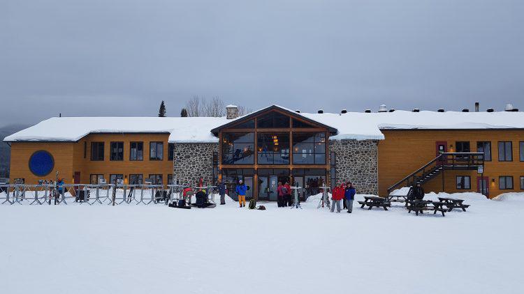 Mont Grand-Fonds – 7 février 2019 – Coureurs des bois !!
