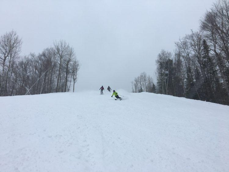 Val Saint-Côme – Blanche journée ! – 24 février 2019