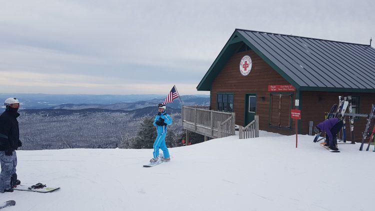 Stowe Mountain – Conditions parfaites et température idéale ! – 13 mars 2019