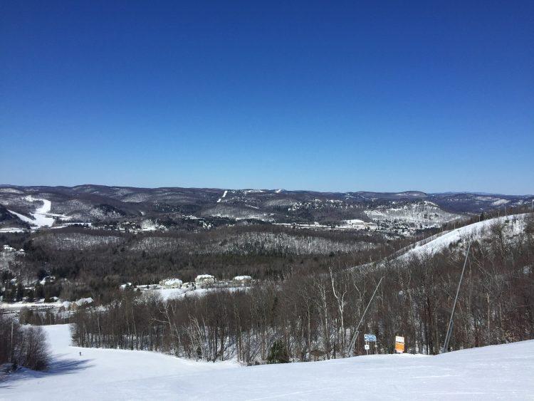 Mont Olympia – Un printemps d'hiver ! – 19 mars 2019