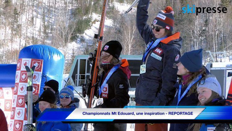 Championnats Mt Edouard, une inspiration – REPORTAGE