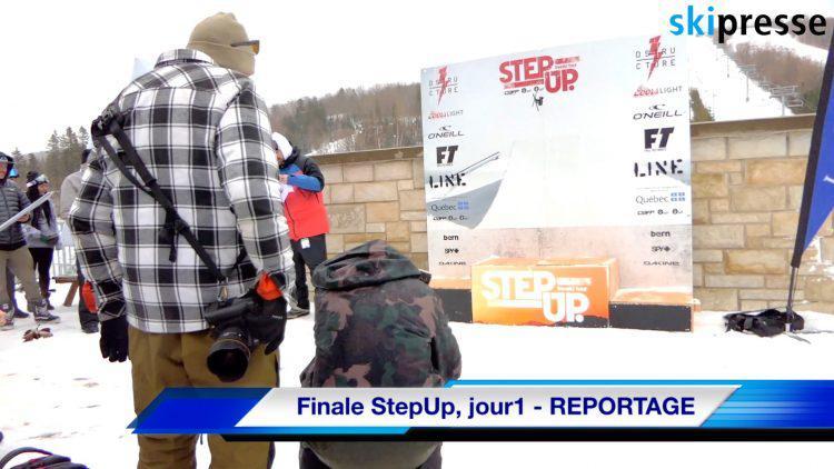 Finale StepUp, jour1 – REPORTAGE