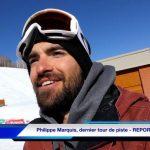Philippe Marquis, dernier tour de piste – REPORTAGE