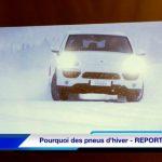 Pourquoi des pneus d'hiver – REPORTAGE