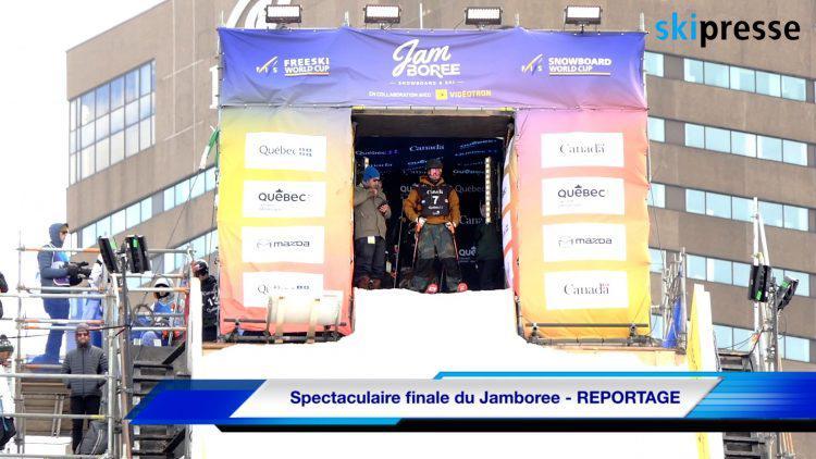 Spectaculaire finale du Jamboree – REPORTAGE