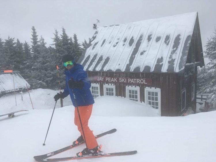 Jay peak resort — 11 mars 2019 — une tempête et des conditions exceptionnelles