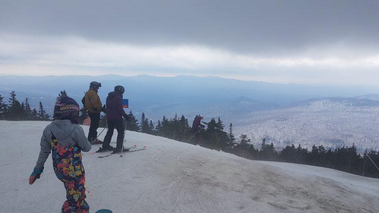 Stowe – 19 Avril 2019 – Une p'tite dernière pour terminer la saison de ski en beauté