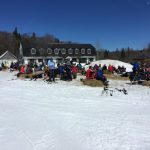 Mercredi 17 avril Mont-Tremblant vive le printemps