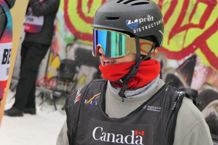 Edouard Therriault champion du monde Junior