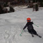 Sommet Saint-Sauveur – Du ski en mai… oui oui du ski! – 12 mai 2019