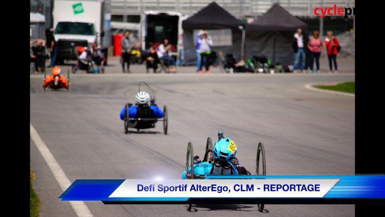 Defi Sportif AlterGo, CLM – REPORTAGE