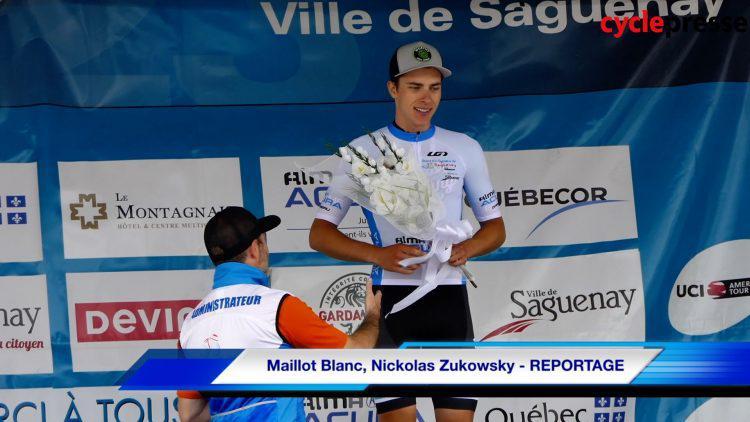Maillot Blanc, Nickolas Zukowsky – REPORTAGE