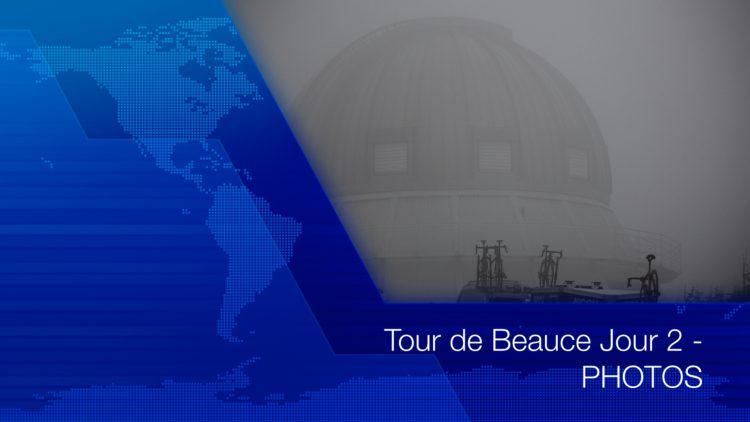 Tour de Beauce Jour 2 – PHOTOS
