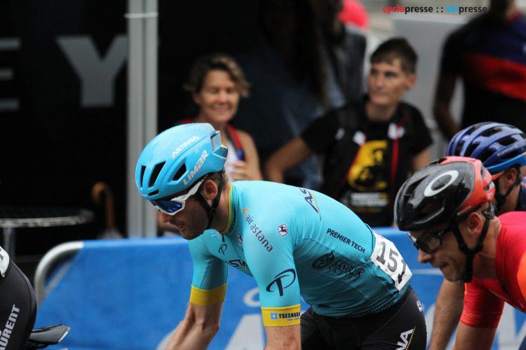 Hugo Houle TDF – Karol-Ann Canuel Tour d'Italie