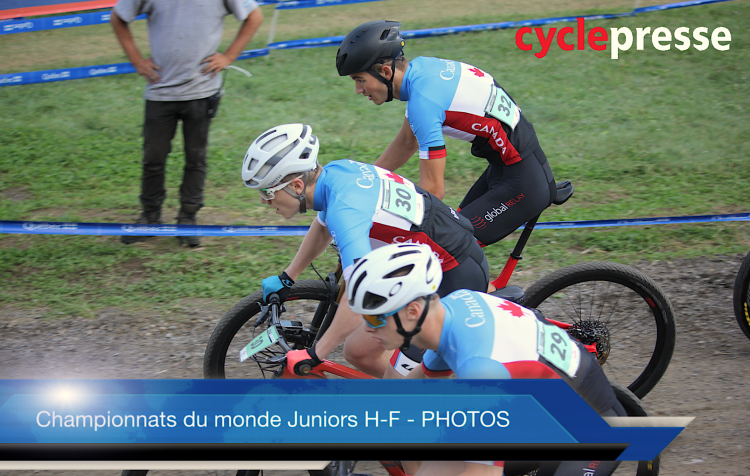 Championnats du monde Junior H et F – PHOTOS