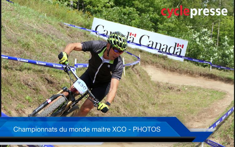 Championnats du monde maitre  XCO – PHOTOS