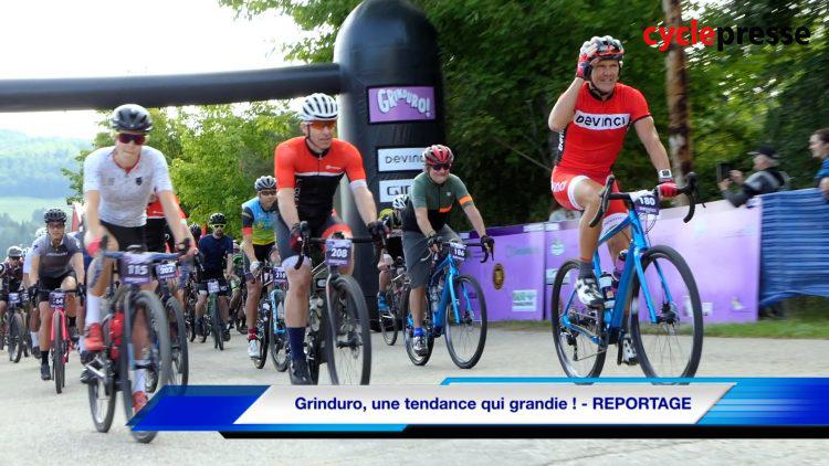 Grinduro, une tendance qui grandie ! – REPORTAGE