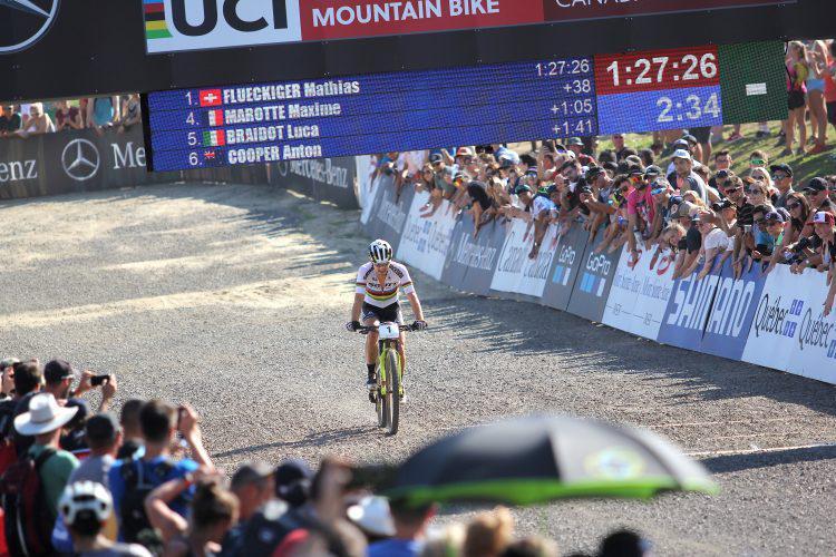 Championnats du monde Élites UCI – XCO DH