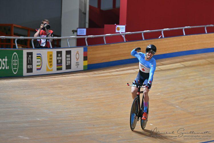Championnats du monde juniors piste – Bronze pour Tristan Jussaume
