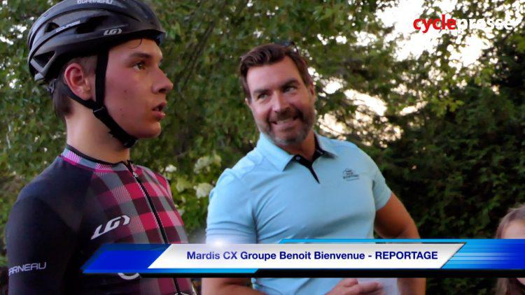 Mardis CX Groupe Benoit Bienvenue – REPORTAGE