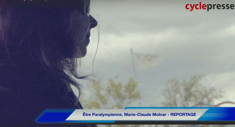 Marie-Claude Molnar, objectif: Tokyo2020