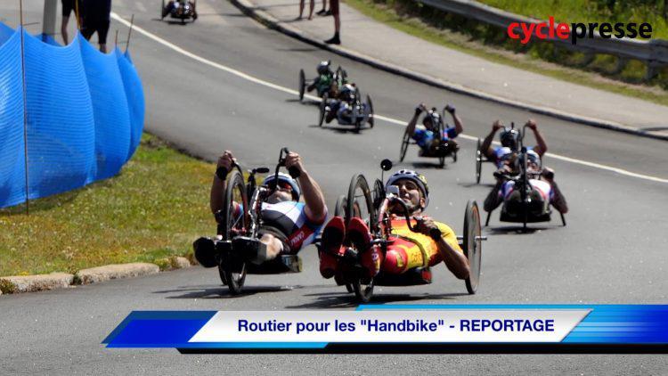 Reportage – Coupe du monde, course en ligne H1-H5