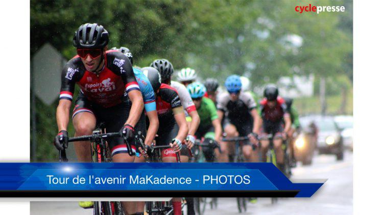 Tour de l'avenir MaKadence – En photos
