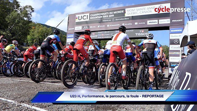 U23 H, Performance, le parcours, la foule – REPORTAGE