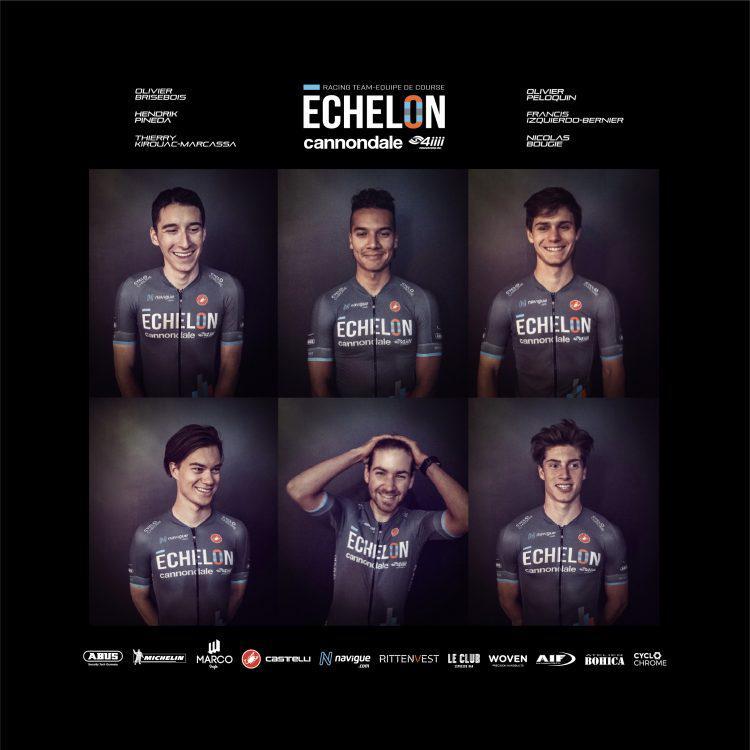 10 ans Cannondale Échelon 4iiii – Équipe en 2020