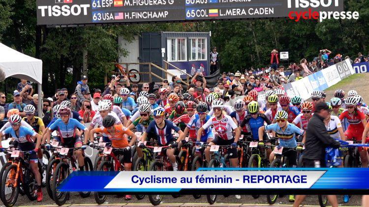 Cyclisme au féminin – REPORTAGE