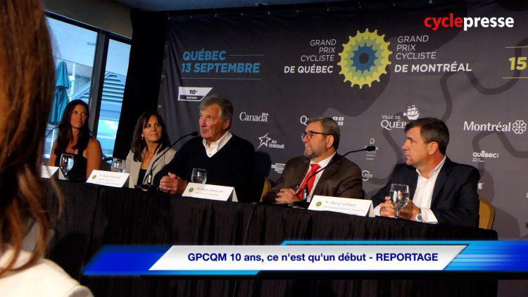 GPCQM 10 ans, ce n'est qu'un début – REPORTAGE