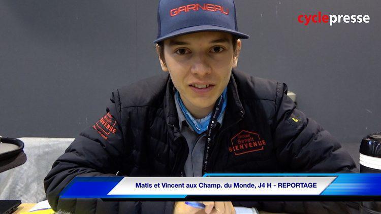 Championnats du monde Élites hommes – REPORTAGE