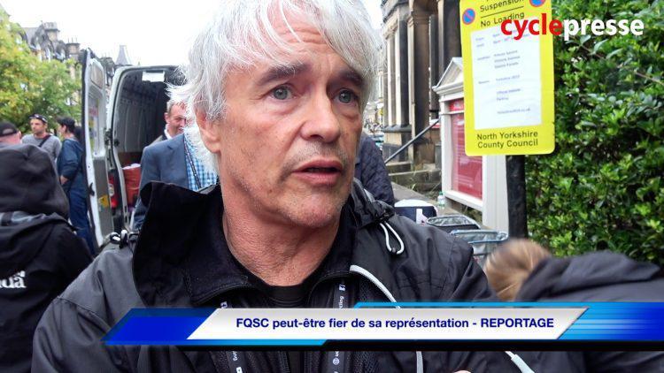FQSC peut-être fier de sa représentation – REPORTAGE