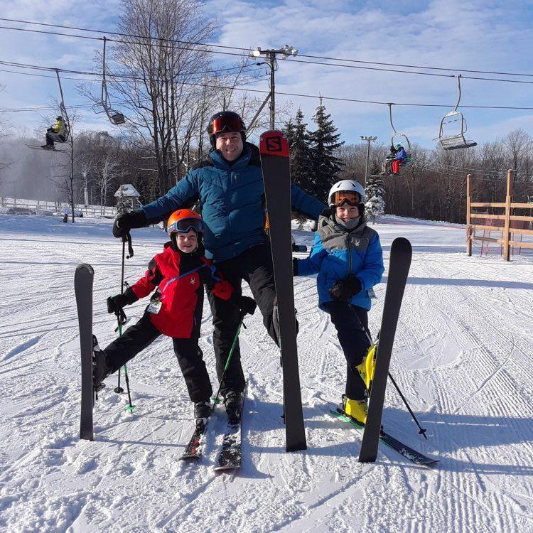 Ski Saint-Bruno: sommes-nous vraiment à la mi-novembre?