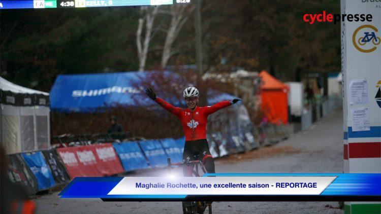 Maghalie Rochette Saison CX 2019 – Reportage
