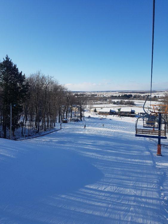 Début de saison au Mont Rigaud – Toujours un succès – 7 décembre 2019
