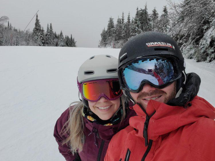 Massif de Charlevoix – Ski en famille – 27 décembre 2019